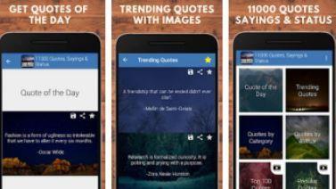 Aplikasi Membuat Quotes Bergambar 11000 Quotes Motivasi Tanggal Aplikasi