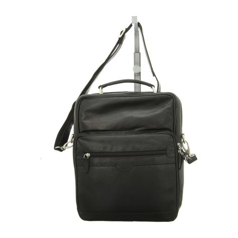 NEU: Eastline Handtaschen Herrentasche - 1032-01 - schwarz -