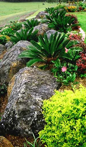 Solid Rock After One Year ~ How To Make Artificial Rock And Boulders | 04.  Garden | Pinterest | Artificial Rocks, Rock And Gardens
