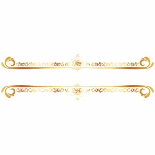 Gold Line Png Vector Line Border Gold Gold Line Gold Clipart Gold