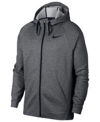 Nike Men's Therma Training Full Zip Hoodie & Reviews