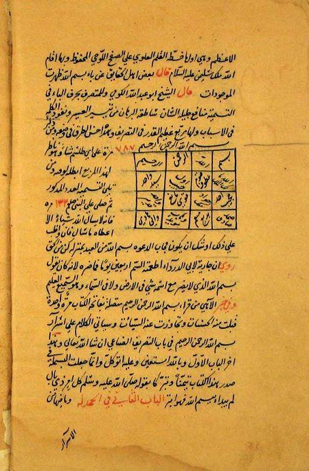 الشيخ الروحانى علالة الدوكالى