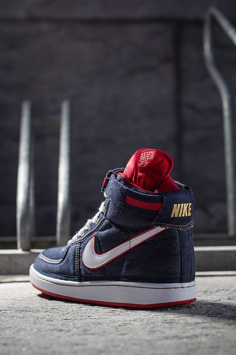 nike vandal canvas high-top | style | Pinterest | High tops, Canvases and  Nikes online