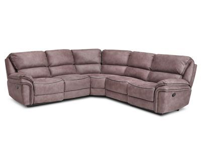 Carver 5 Pc Sectional Rowe Furniture Sectional Sofa With Chaise Sectional Furniture