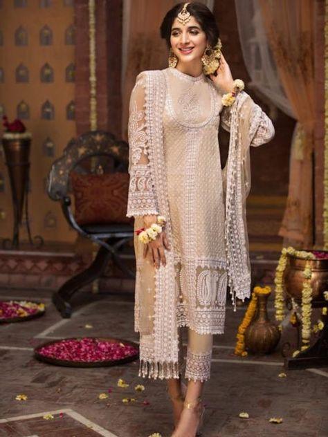 Pakistani Dress Aarzoo Festive Collection Anaya By Kiran Chauhdry