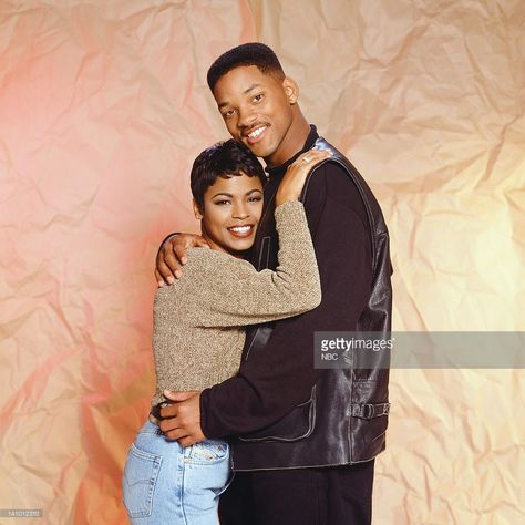Nia Long as Lisa Wilkes, Will Smith as William 'Will' Smith -- Photo by: NBCU Photo Bank Get premium, high resolution news photos at Getty Images
