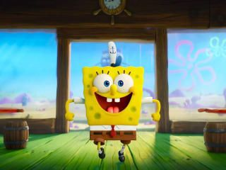 2932x2932 The SpongeBob Movie 4K Ipad Pro Retina Display Wallpaper, HD Movies 4K Wallpapers, Images, Photos and Background - Wallpapers Den