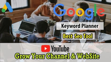 How To Use Google Keyword Planner   Best Keywords Researching Tool   Youtube Seo   The Skills Tech