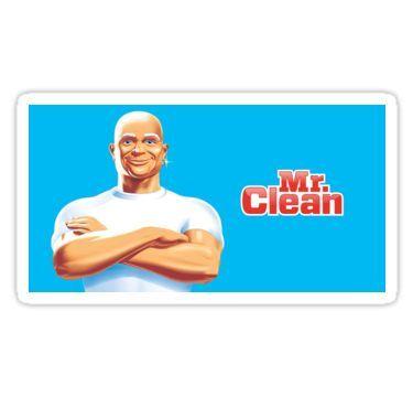 Yung Gravy Mr Clean Sticker By Taylor Brewster Vinyl Sticker Sticker Design Sticker Tag