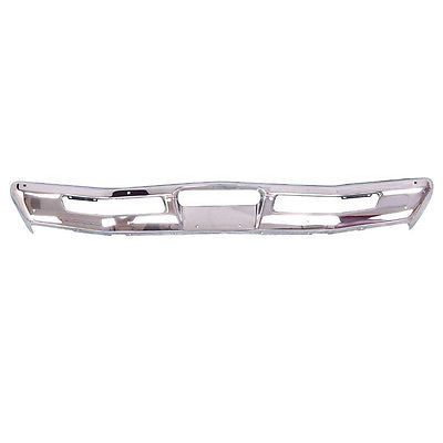 1970 Chevrolet Monte Carlo Triple Plated Chrome Front Bumper