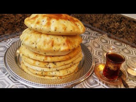باربعة اكواب طحين فقط اعملي الخبز المنكه لوحده فطور كامل اقتصادي وكميه عائليه وسهل التحضير Youtube Food Breakfast Bread