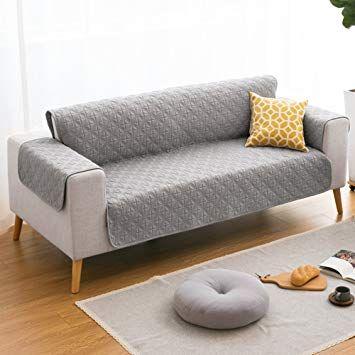 Fur Ihr Wohnzimmer Gemacht Graue Lieben Stil Decordiyhome Com Quilted Sofa Slipcovered Sofa Love Seat