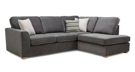 Mahiki Left Hand Facing Arm Open End Corner Sofa Plaza Dfs Corner Sofa Bed Corner Sofa Sofa