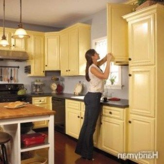 The 12 Secrets About How To Spray Paint Your Kitchen Cabinets Only A Handful Of People Painting Kitchen Cabinets Metal Kitchen Cabinets Luxury Kitchen Cabinets