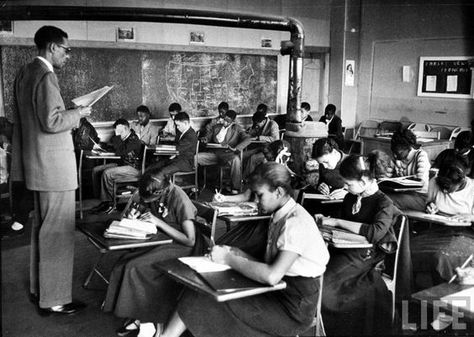 Images Of The Past African American Teachers Black Walls High