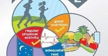 أهمية التغذية العلاجية او الاكل الصحي لمعرفة من هو اخصائي التغذية العلاجية يجب ان تعرف ما هي التغذية العلاجية وما هي اهمية ا Nutrition Physics Best