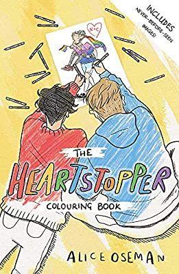 The Heartstopper Colouring Book 9781444958775 Amazon Com Books Books Coloring Books Alice