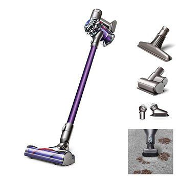 Dyson V6 Animal Cord Free Vacuum Extra And Bonus Tools Dyson Best Cordless Vacuum Cordless Vacuum Best Canister Vacuum