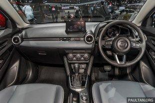 2020 Mazda 2 Hatchback Facelift 19 Mazda Mazda 2 Hatchback