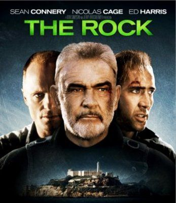The Rock 1996 Movie Poster Tshirt Mousepad Movieposters2 The Rock Movies The Rock Sean Connery Full Movies Online Free