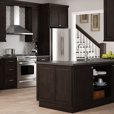 Kitchen Cabinets Color Gallery At The Home Depot Cheap Kitchen Cabinets Espresso Kitchen Cabinets Redo Kitchen Cabinets