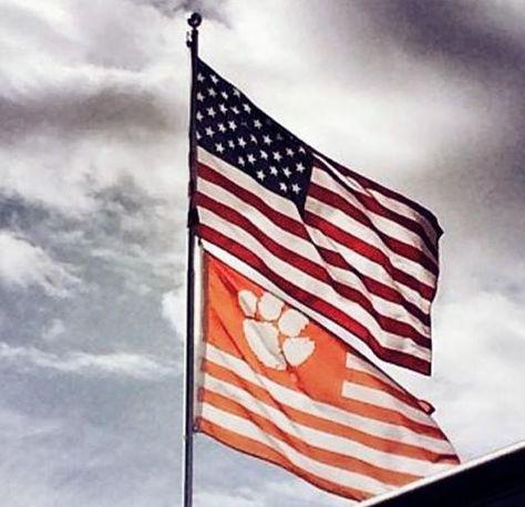 God Bless America ... Go Tigers !