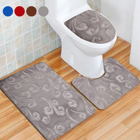 Home Bathroom Rugs Bathroom Rug Sets Rubber Floor Mats