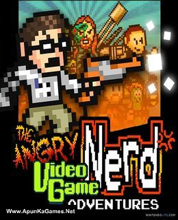 Angry Video Game Nerd Adventures | Free Download PC Games