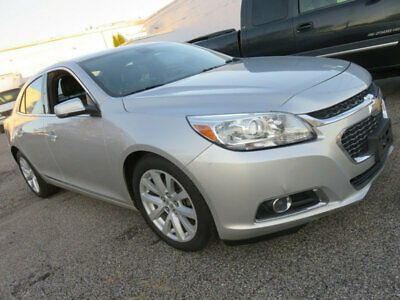 Ebay Advertisement 2015 Chevrolet Malibu Lt Premium Lt