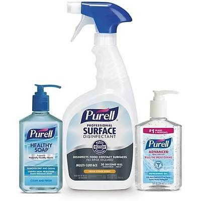 Sponsored Ebay Purell Solution Breakroom Kit 9901 01 Br Soap