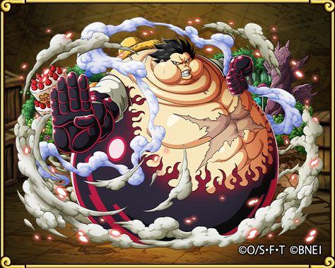 Luffy Gear 4 Tank Man by bodskih One Piece Gear 4, One Piece World, One Piece Ace, One Piece Luffy, One Piece Manga, One Piece Drawing, Luffy Gear Fourth, Luffy Gear 4, Gear 4 Tank Man