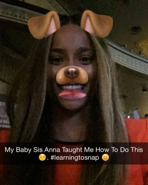 Pin for Later: 100+ Celebrities You Should Be Following on Snapchat Ciara: ciara What she snaps: Funny filtered videos and her adorable son, Future.