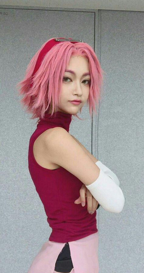 Sakura |#Naruto | #Cosplay - #Cosplay #Naruto #sakura #cosplaying Sakura |#Naruto | #Cosplay - #Cosplay #Naruto #sakura