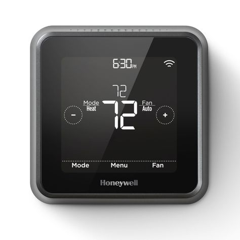 Honeywell S New Homekit And Alexa Compatible Smart Thermostat Runs 149 Techcrunch With Images Honeywell Wifi Thermostat Smart Thermostats Honeywell Thermostats