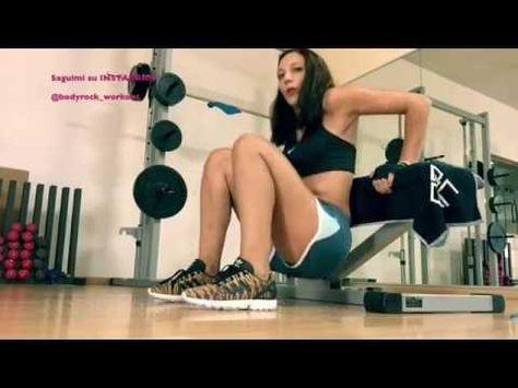 Il miglior Allenamento per i Bicipiti   Bodyrock Workout