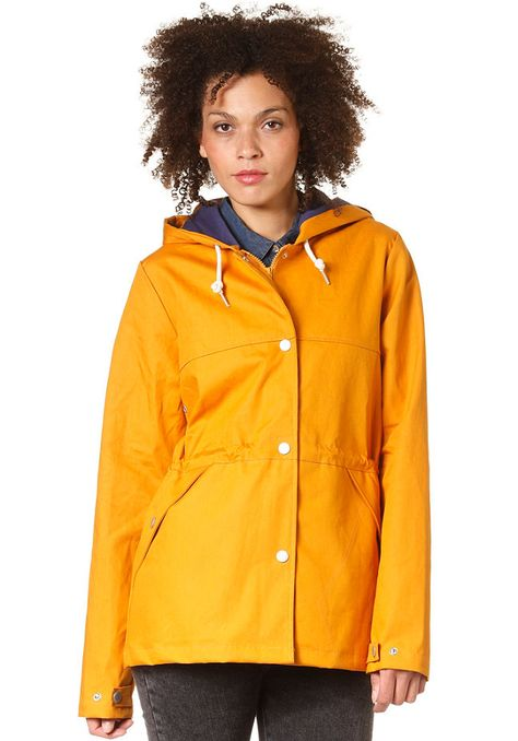 Volcom Rain Check Mantel GoldHot Jacket Für Damen tsQrdCh