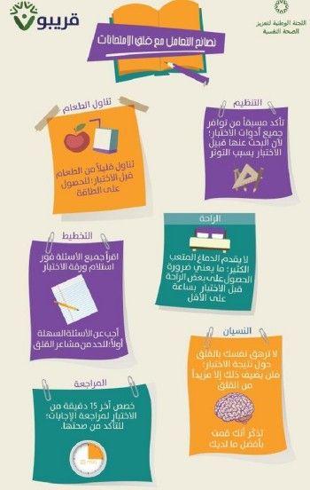 Searsh الامتحانات Study Techniques Positive Notes Personality Types