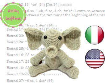 Amigurumi symbols and turkish terms | Crochet symbols, Knitting ... | 270x340
