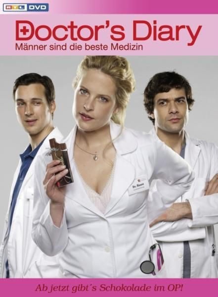 Doctor's Diary (german TV series) with Florian David Fitz, Diana Amft & Kai Schumann