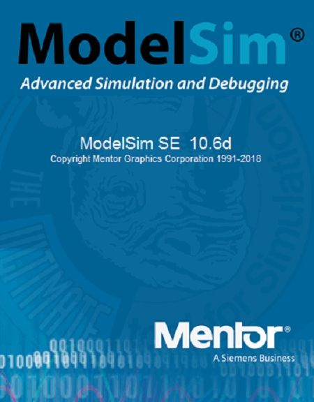 Mentor Graphics ModelSim SE 10 6d x64 | Full Software