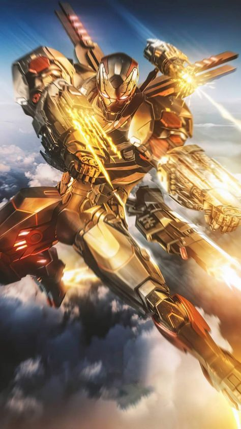 War Machine Suit Wallpaper - iPhone Wallpapers