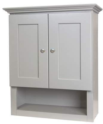 20+ Bathroom wall cabinet shaker model