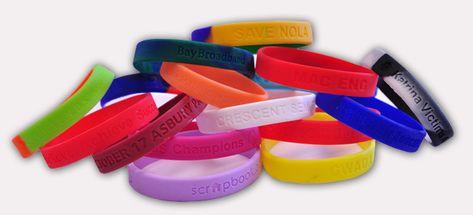 la moitié super mignon design élégant Custom Rubber Wristband | Custom Wristbands | Swedish police ...