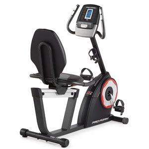 Proform 235 Csx Recumbent Exercise Bike Biking Workout Recumbent Bike Workout Exercise Bikes