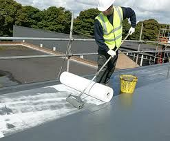 Waterproofing Is The Process Of Making An Object Or Structure Waterproof Or Water Resistant So That It Remain In 2020 Roof Waterproofing Waterproof Swimming Pool Water
