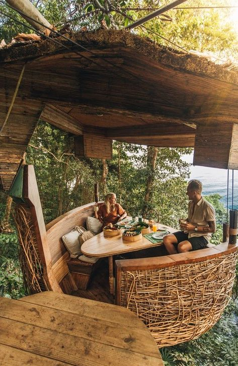 SONEVA, THAILAND. Captivated by the passionate green initiatives and the surrounding beauty of this eco-resort in Thailand.