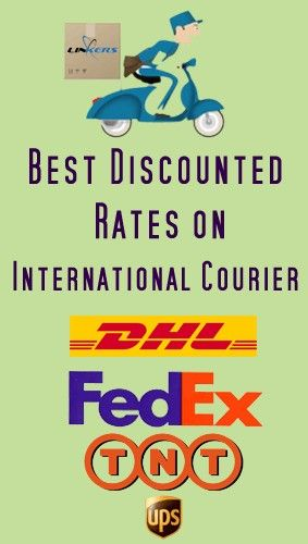 Linkers International Courier Discounted Prices | Courier Services