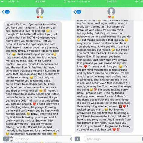 Ex girlfriend keeps contacting my boyfriend