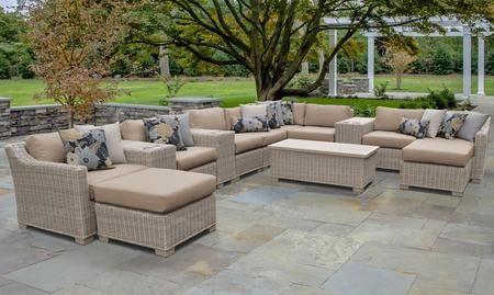 Tk Classics Coast14awheat 3 506 09 Patio Furniture Sets