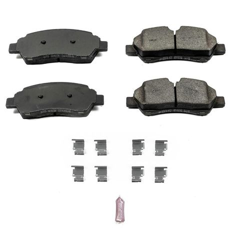 Front And Rear Ceramic Brakes For Ford Transit 150 250 350 350 HD